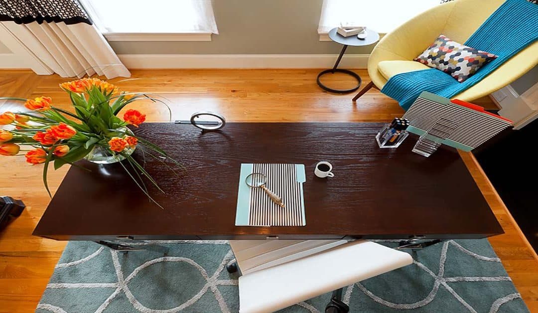 5 Steps to Create the Perfect Workspace at Home